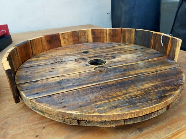 Upcycled Dog Beds/Supplies That'll Make You Smile! Recycled Pallets Recycling Metal Wood & Organic