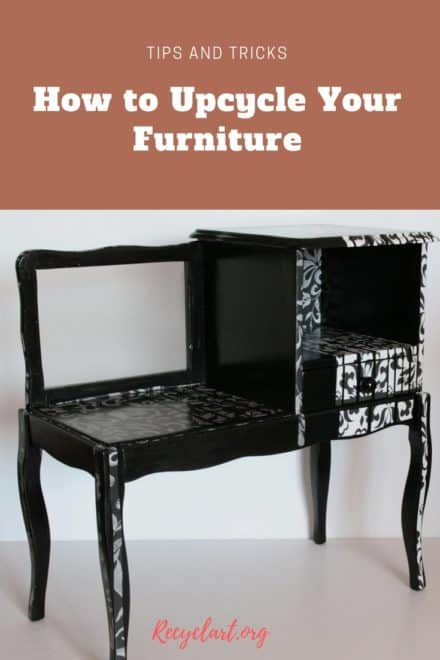 How to Upcycle Your Furniture
