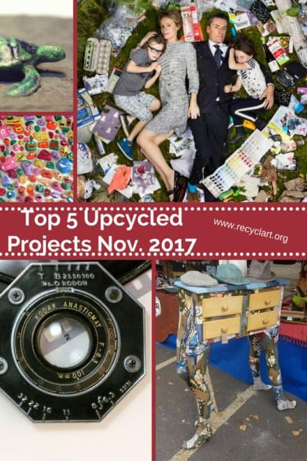 Top 5 November 2017 Upcycled Projects You Chose