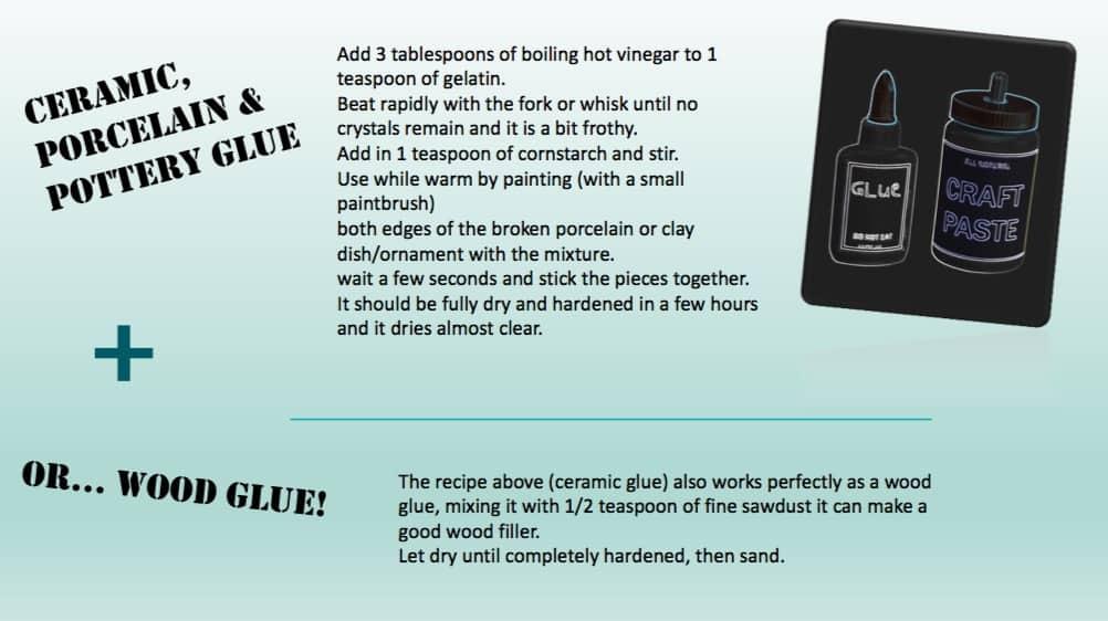 Pdf guide 18 homemade glue recipes free pdf tutorials recyclart download solutioingenieria Image collections