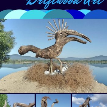 Unbelievable Driftwood Art Will Inspire You