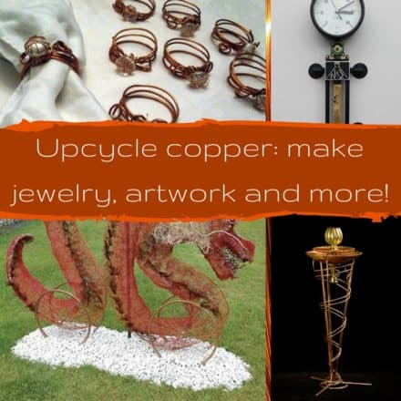 Upcycle Copper Into Beautiful Creations!
