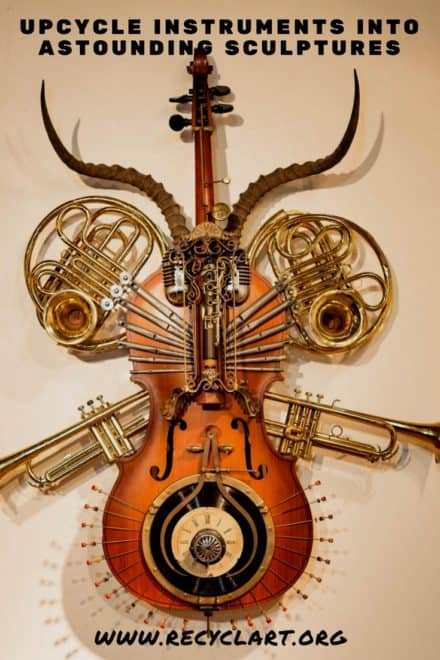Concerto Grosso Nuovo Sculpture On A Cello