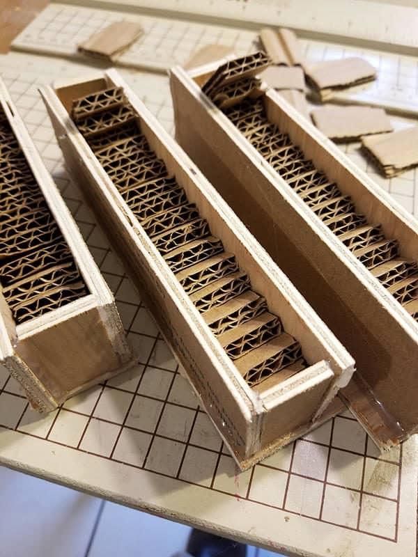 Diy: Corrugated Board Pen