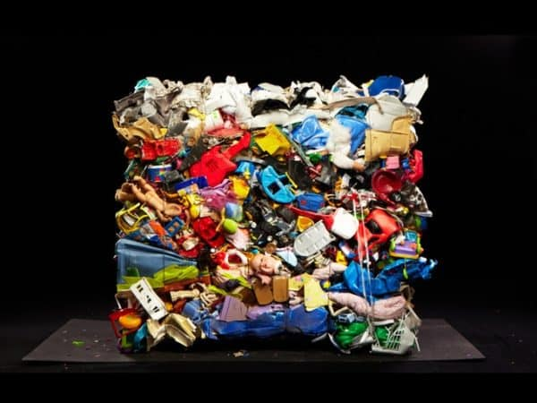 Photographs of America's Recyclables: an Overview Recycled Art