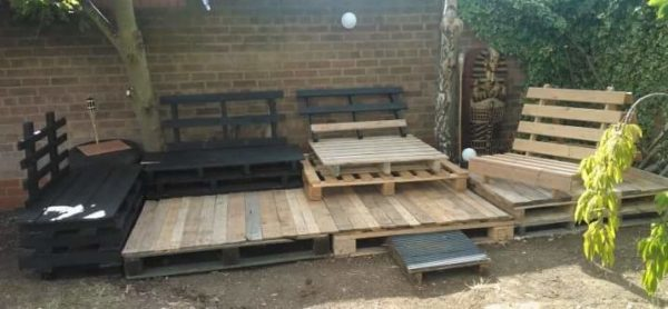 My Garden Pallet Projects Recycled Pallets