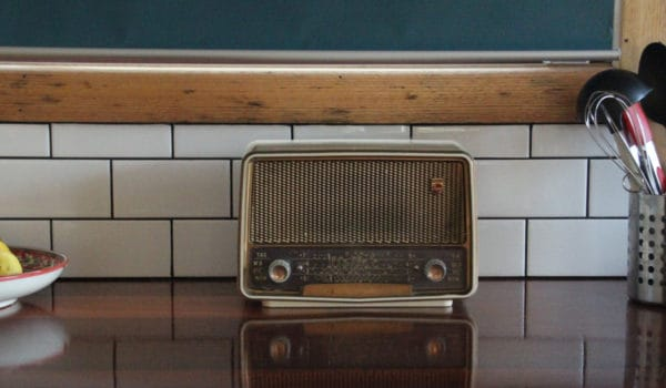 Vintage Bluetooth Speakers - New Tunes, Old Soul Recycled Electronic Waste
