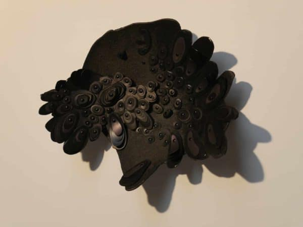 Petroplast: Sculpture From Pyroplastic