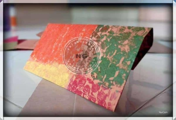Envelopes From Old Book Covers Recycling Paper & Books