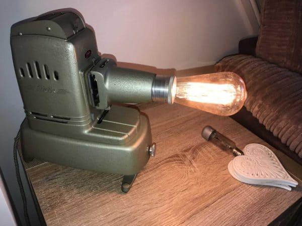 Vintage Projector Lamp Lamps & Lights