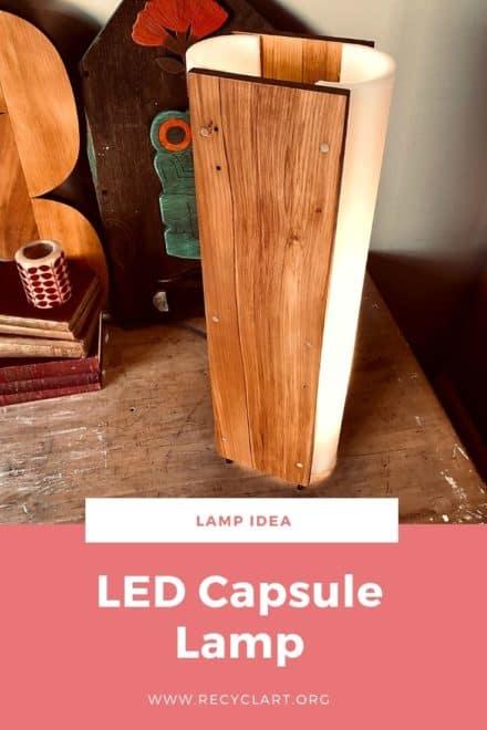 Led Capsule Lamp