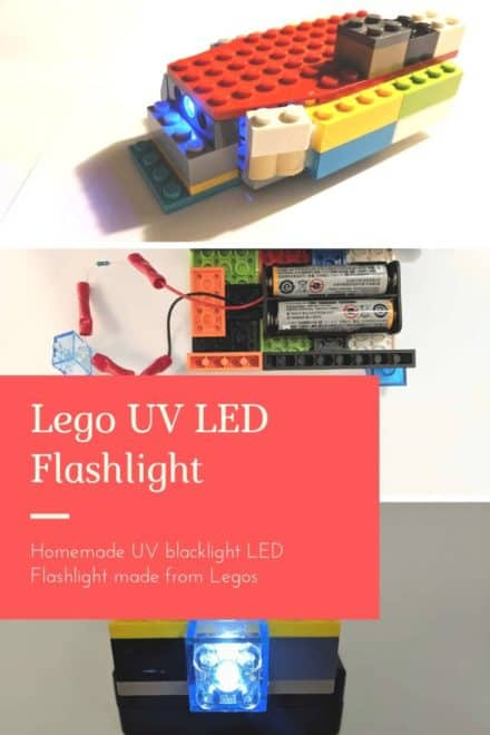 Lego Uv Led Flashlight