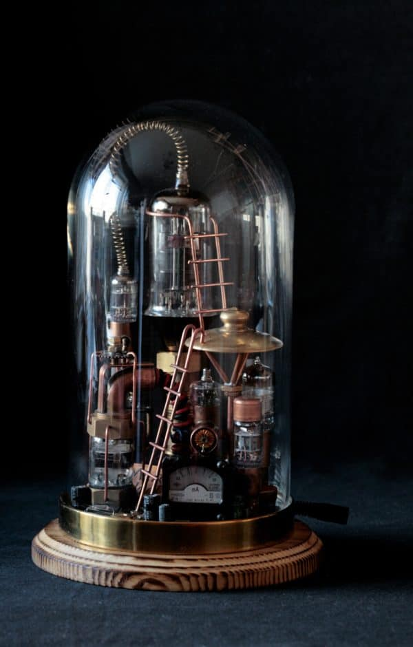"Steampunk Lamp ""Benjamin"" Lamps & Lights"