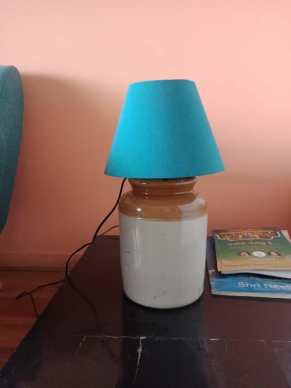 Pickle Jar Into Table Lamp Lamps & Lights