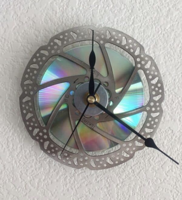 Upcycled Clocks Made From Just About Anything Home & décor