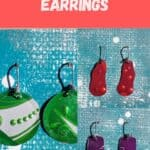Soda Can Earrings 3 • Upcycled Jewelry Ideas