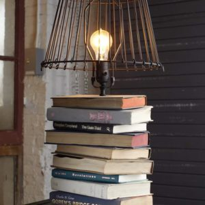 book-recycled-lamp
