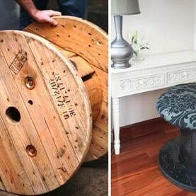 cable-spool-stool