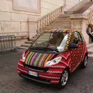 crocheted smart