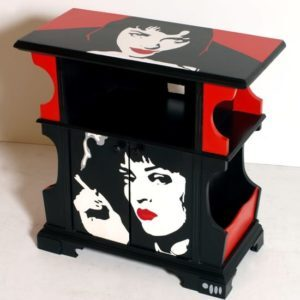 Pulp Fiction Cabinet