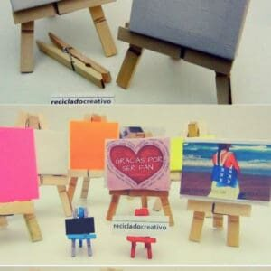 recyclart.org-a-mini-easel-from-clothespins-01