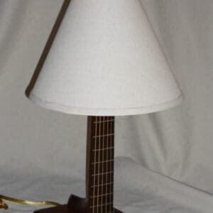 Guitar Neck Desk Lamp