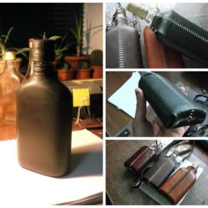 used-glass-flask