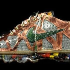 Nike AirMax Sneakers upcycled 01