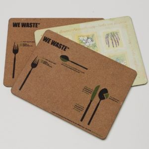 placemat we waste