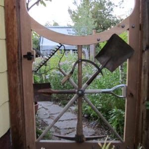repurposed-garden-gate-tool